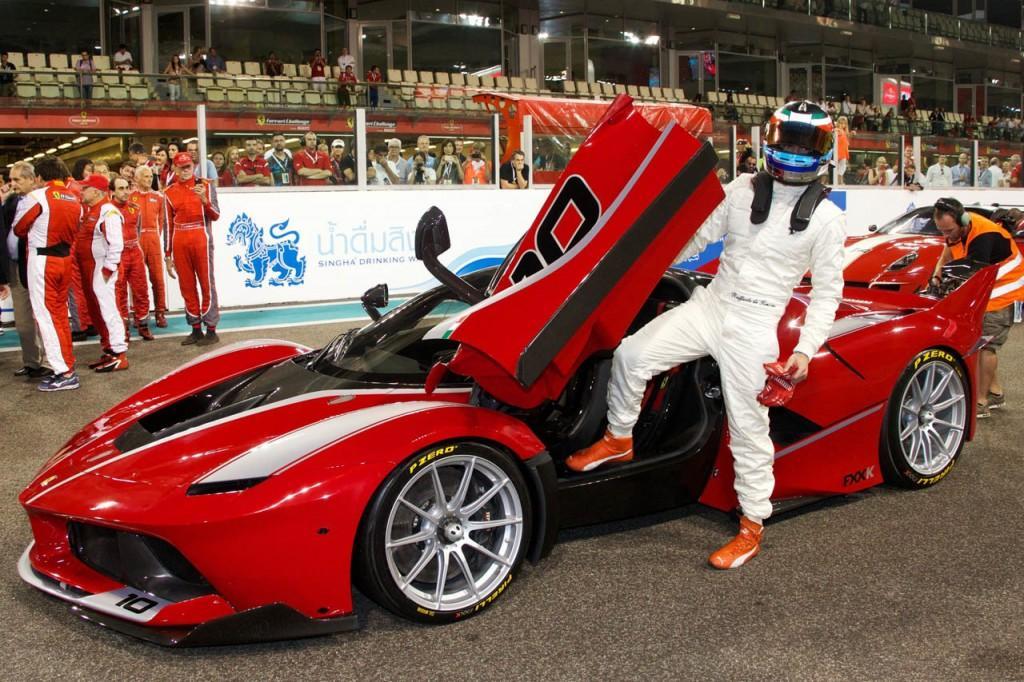 2014 Ferrari Finali Mondiali