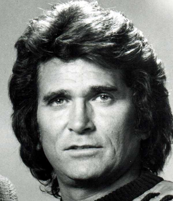 Michael Landon: Attore – Cancro al pancreas. At his deathbed, Landon's family gathered around him, and his son said it was time to move on. - michael-landon