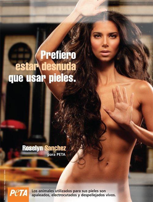 Roselyn-Sanchez-PETA