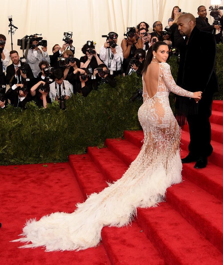 Kim Kardashian - Met Gala 2015