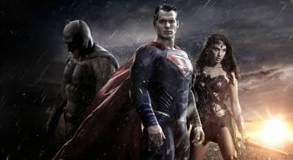 Batman V Superman: Dawn of Justice 25 Marzo