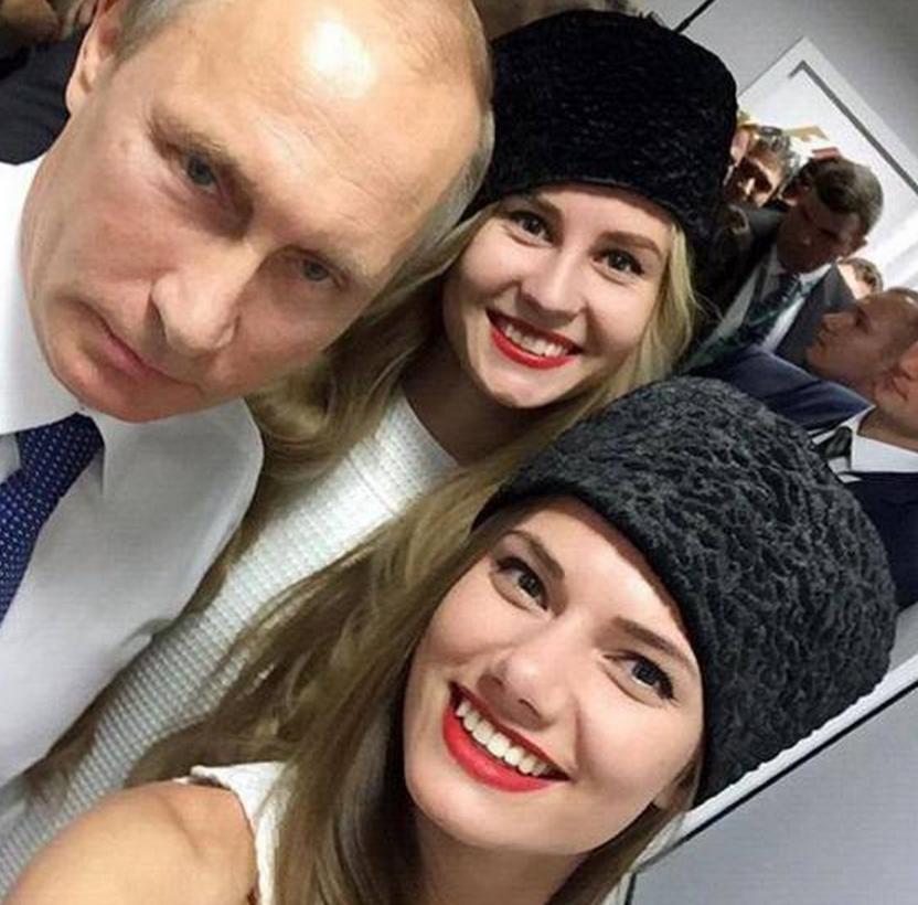 Vladimir-Putin-Violetta-Igoshina