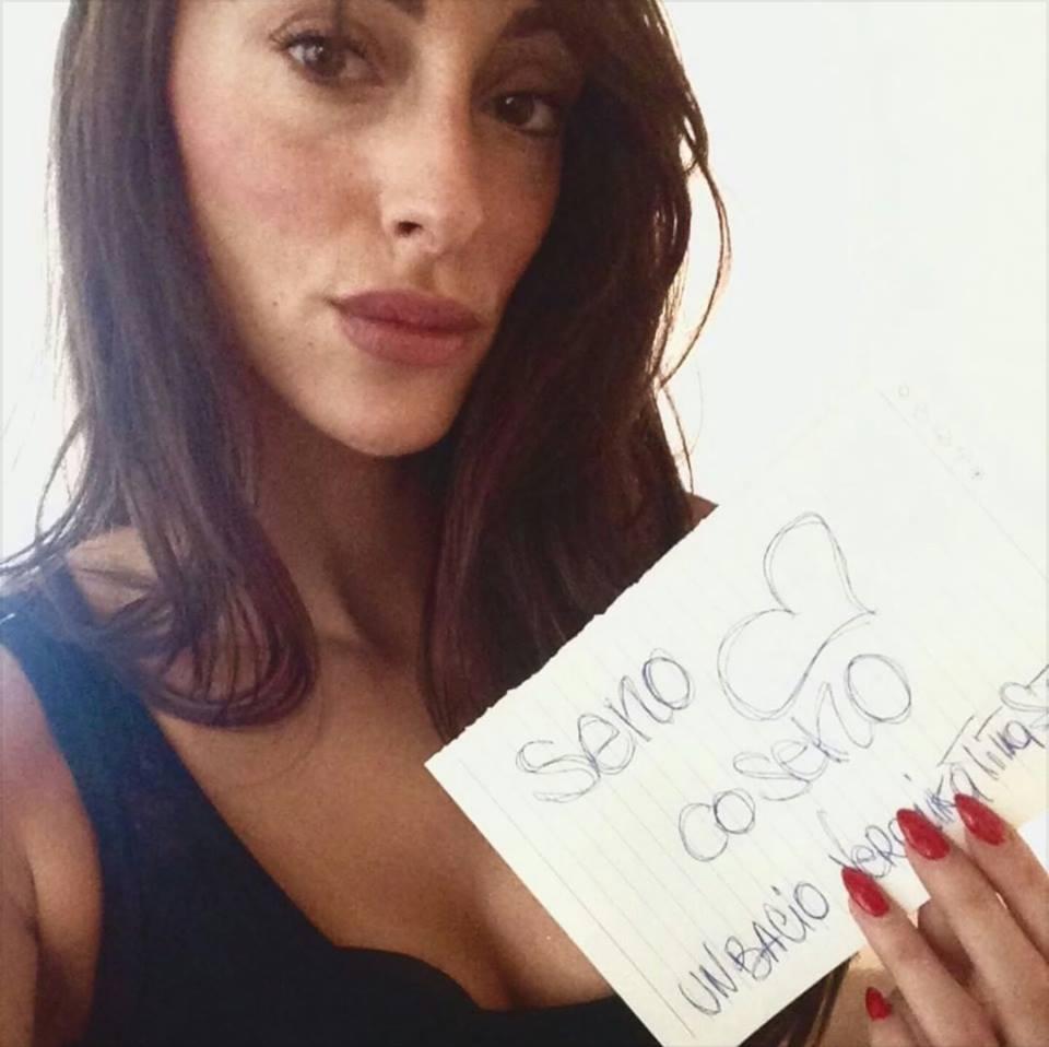 La Dedica di Veronica Titta per Seno&Coseno!