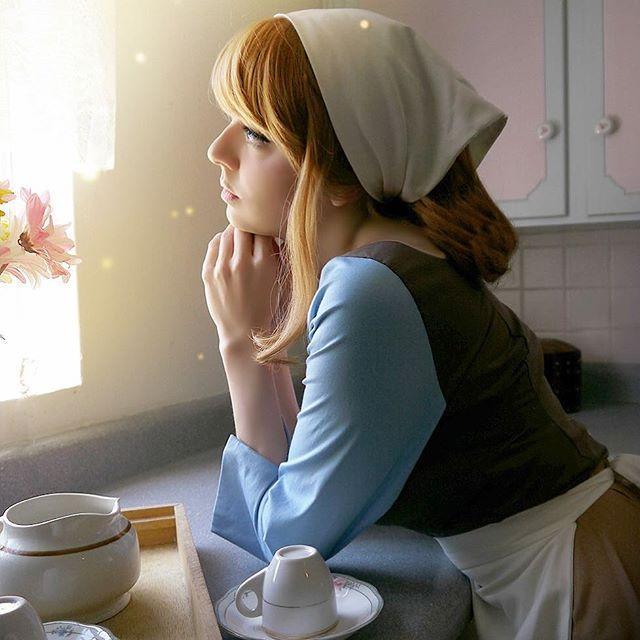 Ginny-DiGuiseppi-Cenerentola-cosplay-1